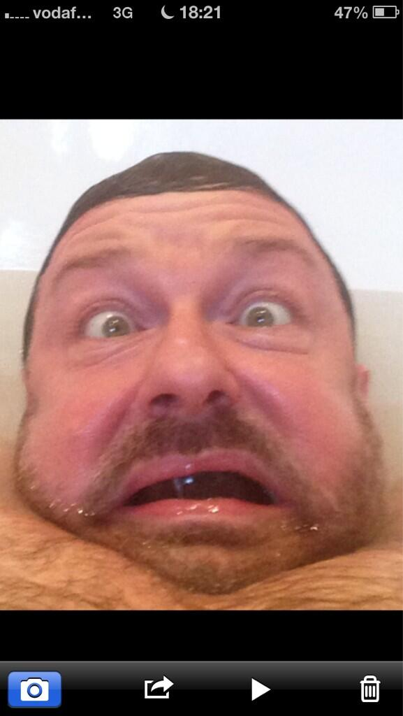 """New #bathpic.  """"When the spider you thought you'd washed away comes back..."""" http://t.co/lTLnQAd8SP"""