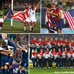 We're getting nostalgic! RT @ussoccer_wnt: Happy Birthday to...US! #100years.