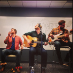 Happy to have @BronzeRadio in the Pandora office today. http://t.co/cBN5BqNP8E