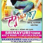 3rd week and #SwamyRaRa still playing in 