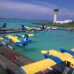 Maldives it is! D sea plane transfer! Wohooooo!