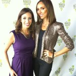 Xoxo! RT @RachelGillman: great to see you at the #TheNakedGrape @Clothes4Souls event & thanks for the NBC interview!