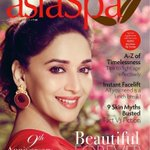 As tweeted by my fans, here is the Asia Spa cover