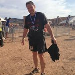 Nice! MT @HartAdamJ: @Schwarzenegger thanks for inspiring me! I'm down 40lbs & just finished an 8 mile obstacle race!
