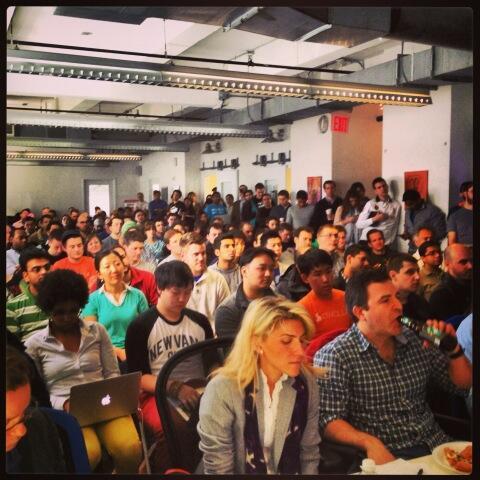 FinTech Hackathon demos