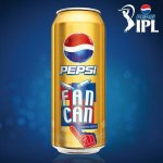 RT @PepsiIndia: Special #PepsiIPL cans for special #PepsiIPL fans! Want one?