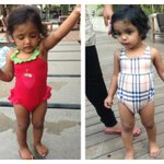 What an eventful day. Ari and Vivi started classes today! And this one was from their swim lesson