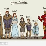 When Family name means everything...Nobody likes a bastard...poor Jon Snow... @