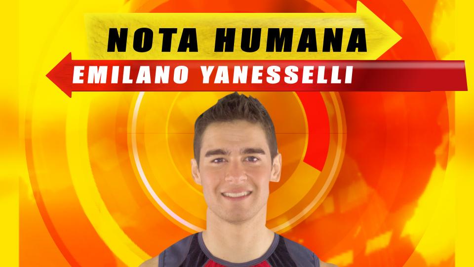 Hoy.. la historia humana de Emiliano Yaneselli... Atentos!!! Comenta con el HT #YoSoloVeoCalle7tc RT http://t.co/0l3LD6wgkb