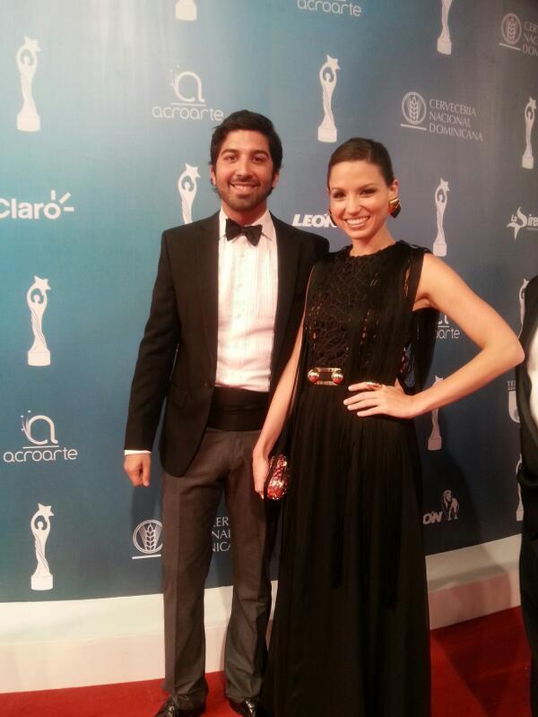 @mariopeguero y @lorennapierre @AlfombraSoberan #Soberano2013 http://t.co/NoPWTGXvr1