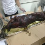 @pauljake1222 your lechon is a super success! Super happy Kailangan Ko'y Ikawn