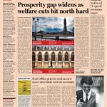 Front page of the Financial Times UK Thursday, April 11 http://t.co/ZyTV5rIa00