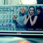 RT @mfhorne: And they are go #HeyDiddlyDee 18th April guys @kylieminogue @serafinowicz