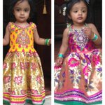 Happy ugadi from Ari and Vivi!