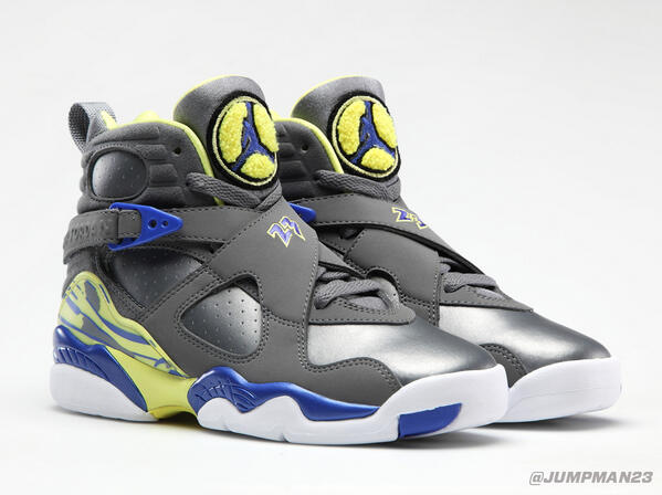 For the women rocking J's, our new Air Jordan 8 Retro GS drops this Saturday: http://t.co/BWT7x9jAw4