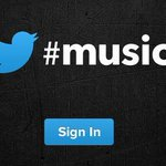 I want to sign in to Twitter Music, but this page just goes round and round and round.