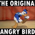 RT @NeilSanghavi: THE ORIGINAL ANGRY BIRD!