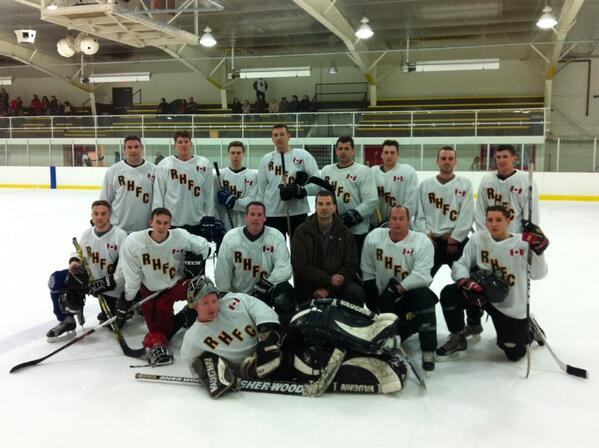 #RHFC Highlanders lost the championship game in overtime 3-2 a good effort by all looking forward to next year http://t.co/pWeugqfxgm