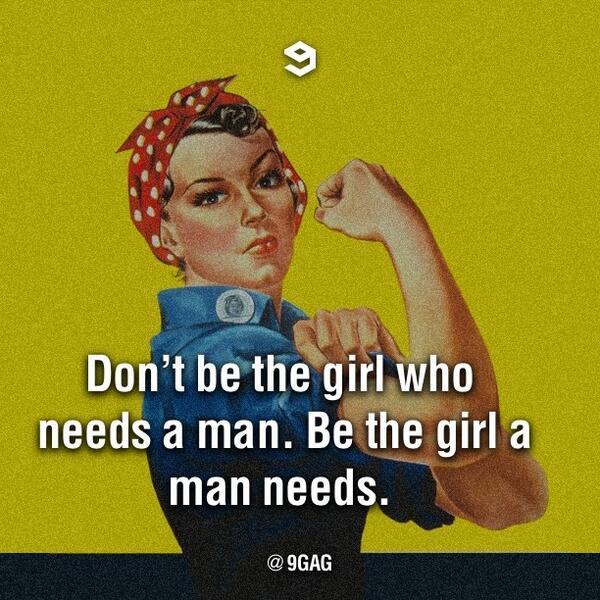 Girl power! 💪💁 http://t.co/tXXZ3jLIaL