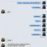 love freaking out my friends who own bitcoin... ha'! cc:@rsg http://t.co/YY15kPIkO9