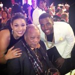 :D RT @jasonderulo Its @jordinsparks legendary @QuincyDJones & ya boi! Theres 3 of us & 3 DAYS til #TheOtherSide!