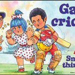 Didn't know that Rajat Bhatia looked like this :)) Amul with a gem, once again! http://t.co/ePXb6yagoG
