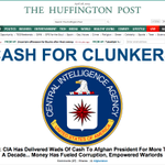 Now leading HuffPost: CASH FOR CLUNKERS http://t.co/mnRNeHS6KO