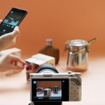 The Remote Viewfinder App lets you control your NX300 Camera remotely & experience a whole new way of photography
