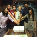 #Aashiqui2: The makers  celebrating the super success of this musical tale of love.