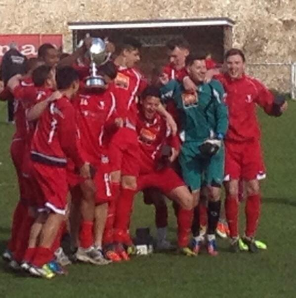 RT @TheSussexSquare: @comeonyouhawks run out 1 - 0 winners 2day & win the Ryman League title & look forward 2 the Conference next season http://t.co/8ecxGy1RQ1