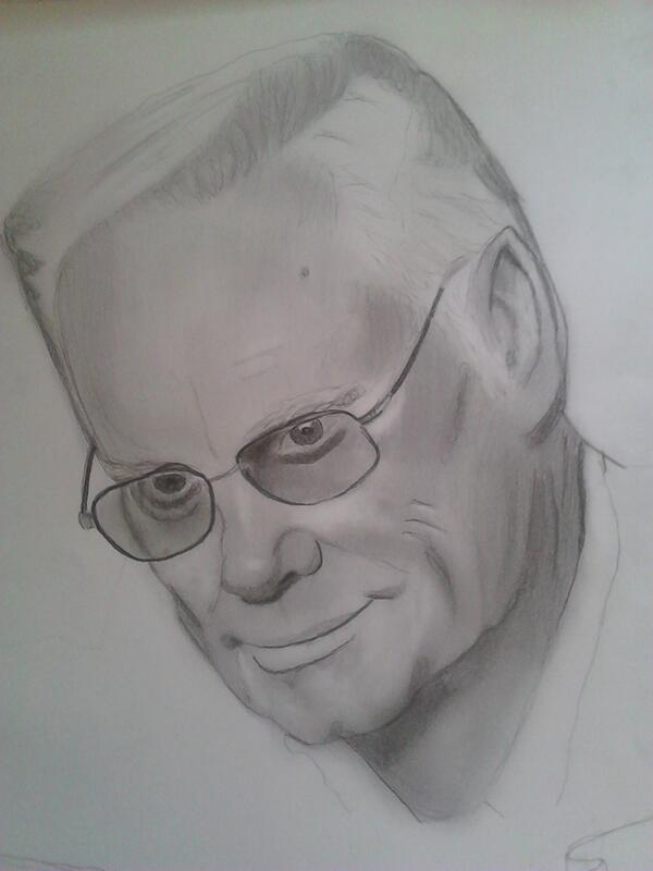 Finished my tribute to George Jones http://t.co/suXwZj3NbG