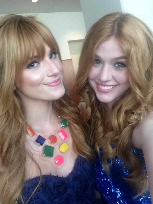 RT @Kat_McNamara: Got to see the ever beautiful @bellathorne at @radiodisney's #RDMA's! Great seeing you, darling! 💕 http://t.co/UTddMa6ouQ