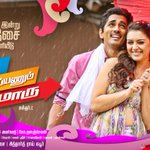 #TVSK - one more poster design coming up on 2nd May ... @Actor_Siddharth @ihansika @khushsundar