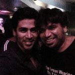 RT @Kriishsinger: With my pal ystdy... Good catching up man.... @Premgiamaren