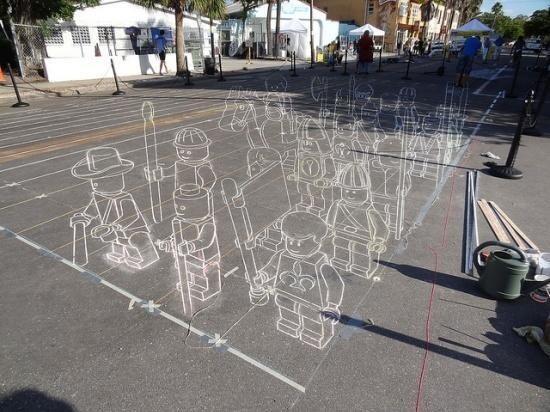 3D street art! http://t.co/KSbtF0BsRs
