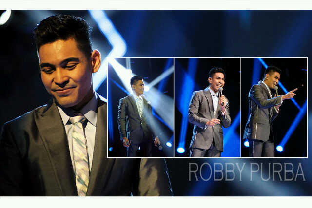 Picture About Asian Male Presenter of X-Factor Indonesia Robby Purba