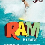 RT @TipsFilms: Ram Is Coming In 3 Days! @PDdancing @girishkumart @shrutihaasan @kumartaurani http://t.co/IXKtl0GtNv