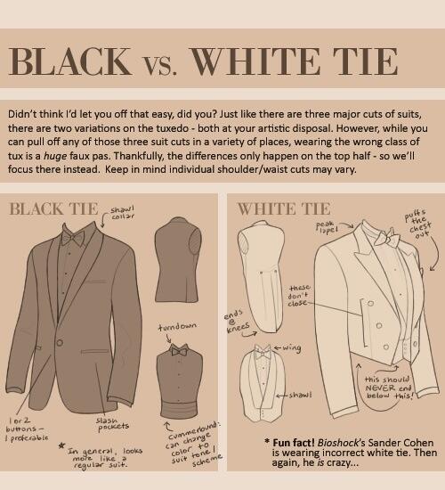 Black tie or white tie? http://t.co/YWR3X6gwg1