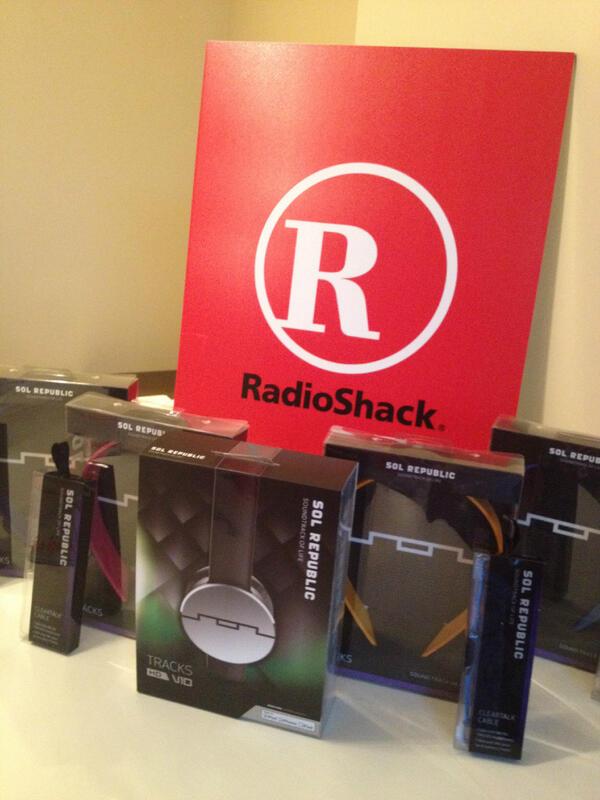 @matthunter123 You are our karaoke winner of these SOL REPUBLIC Tracks On-Ear Headphones! #RadioShackMusic #Hispz13 http://t.co/lptIzy9xJx