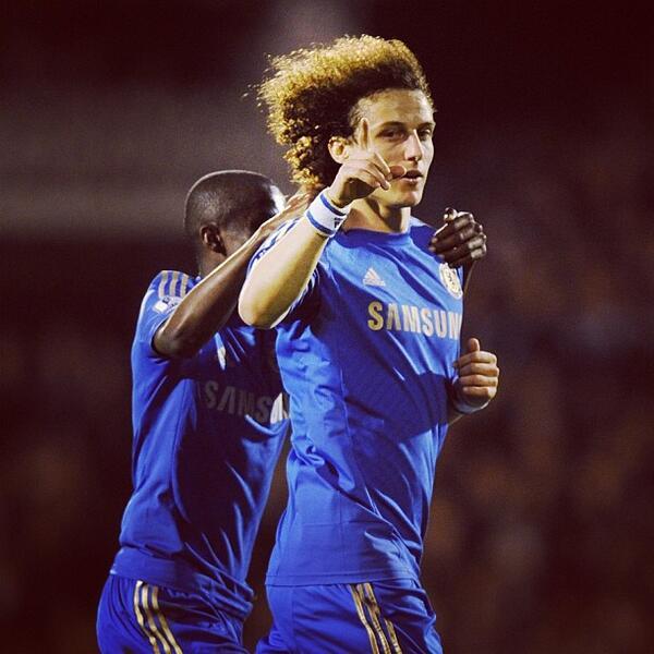 BIF2rvTCAAAaagc David Luizs thunderbolt v Fulham: Video, GIFs & Pictures