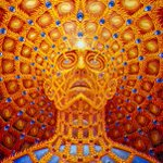 Awesome RT @ConsciousMODE: #CosmicConsciousness #alexgrey