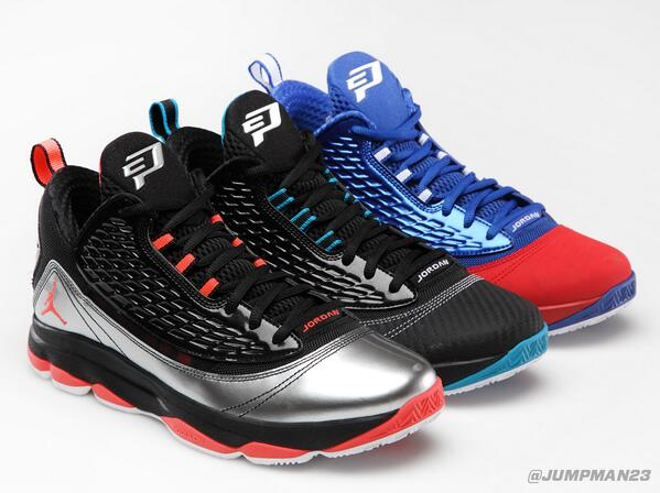 Just in time for @CP3's postseason push, 3 colorways of the CP3.VI AE have hit shelves. Take a look: http://t.co/fFRLIand7g