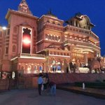 At Kingdom Of Dreams...