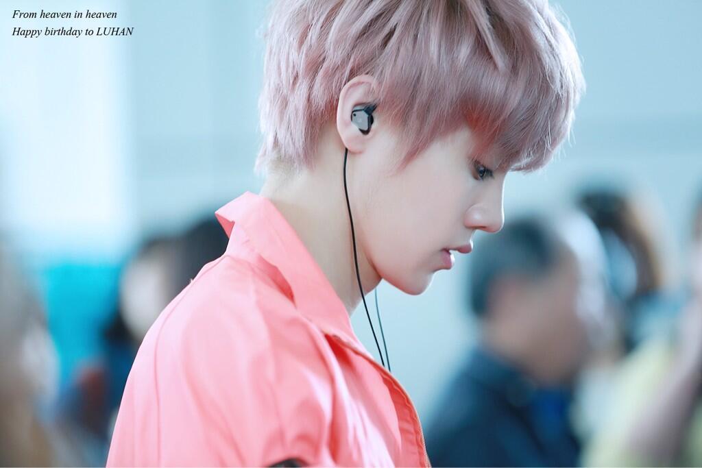 Alfa img - Showing > EXO Pink Hair