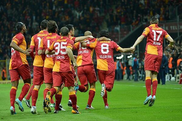 Galatasaray SK (@GalatasaraySK): Şampiyonluk YAKIN... http://t.co/SOXdZvttpe