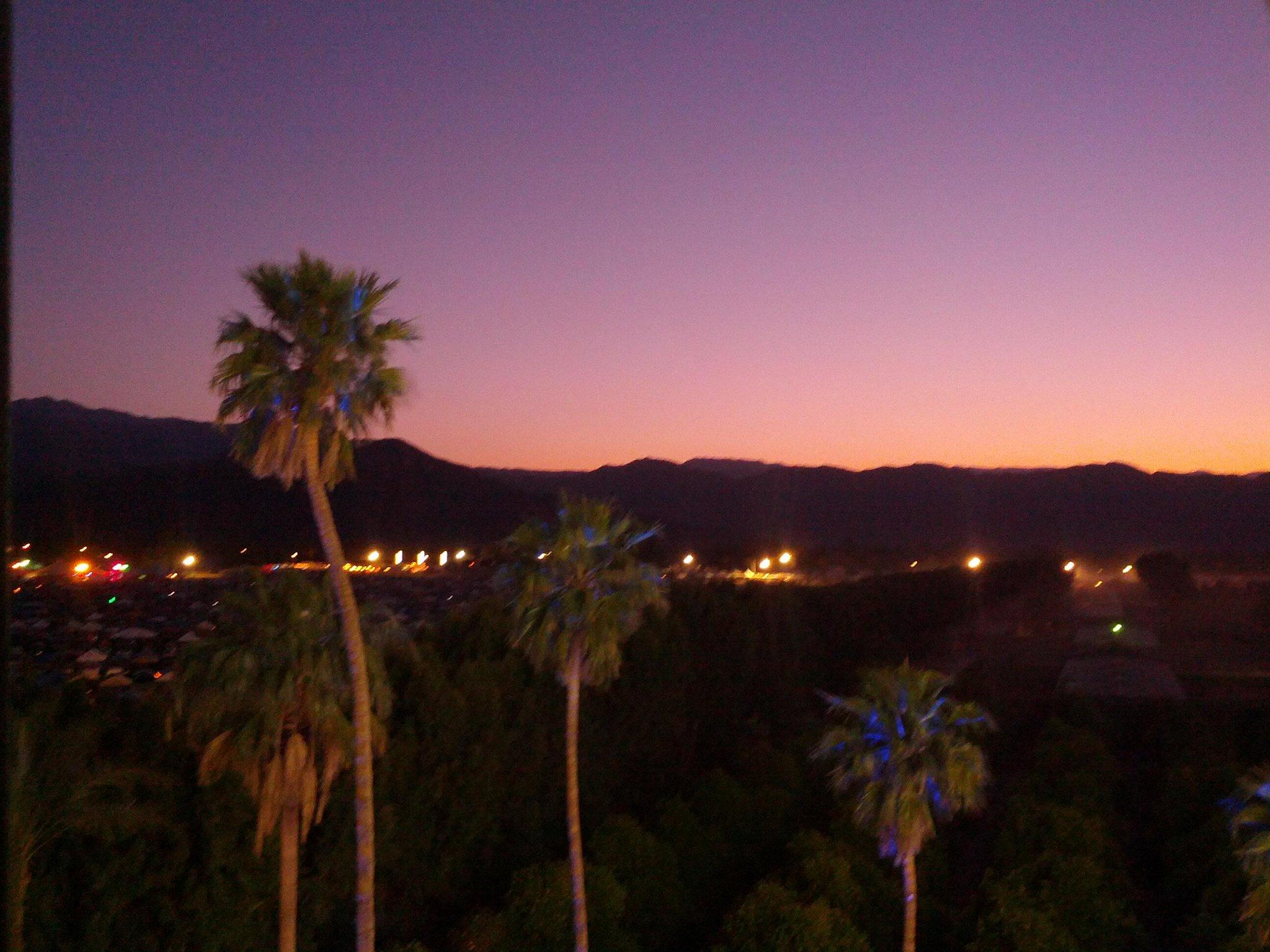 Sunset #SaveFarisFest http://t.co/kZcAFcs8WX