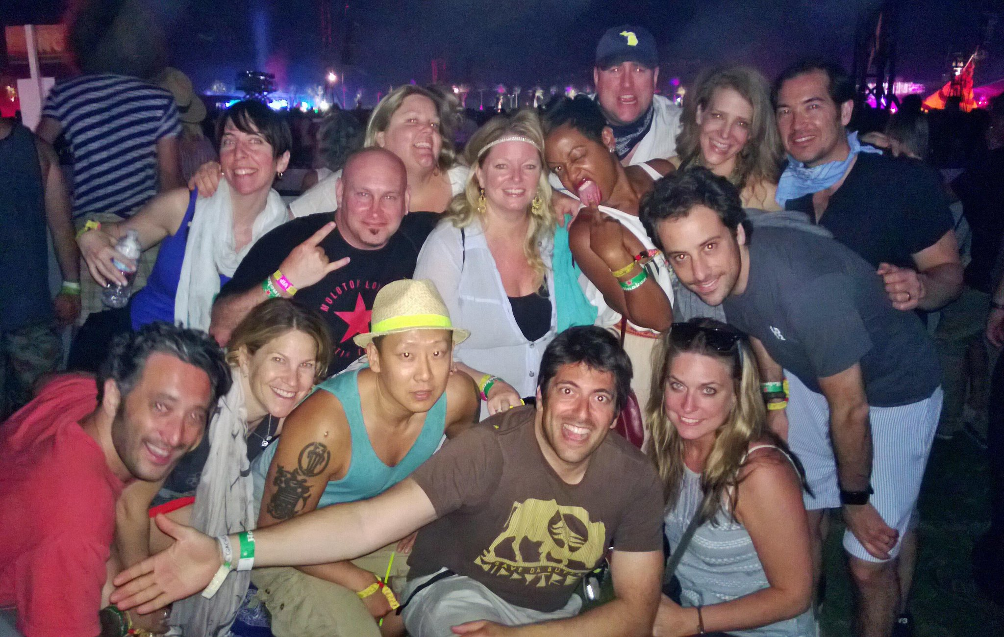 Half the crew from #savefarisfest. Best weekend ever. Thanks guys http://t.co/9EAxEWW9NN