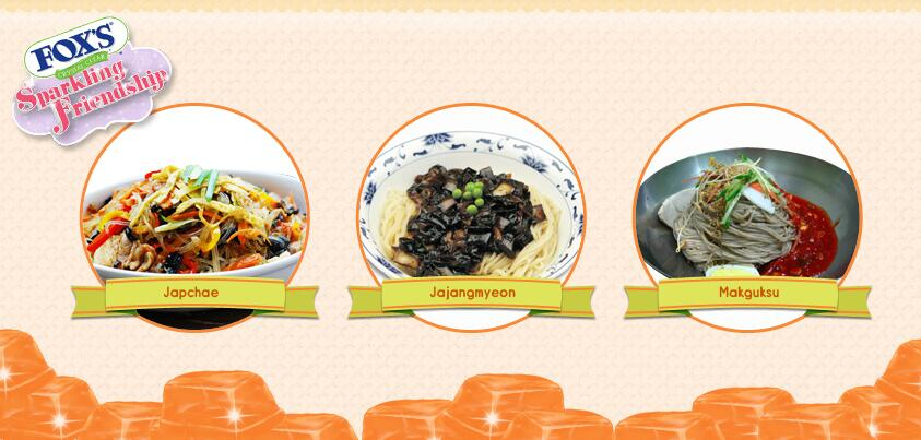 Japchae *nyamss :9 RT @kilaufoxs: Jika Sahabat FOX'S disuguhkan macam2 masakan mie Korea, mana yg kalian pilih? :) http://t.co/16MtP0Lrsw