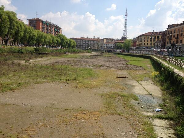test Twitter Media - Progetto: Nuovo Porto di Milano. Fine lavori: mai. O l'appalto va a Calabria Scavi o non si fa #salviamoladarsena http://t.co/mStMBMN7u0