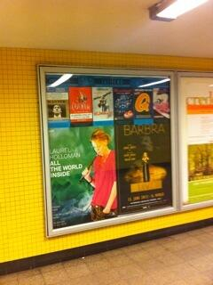 Laurel Holloman (@nalamommy): berlin subway http://t.co/CLhmLiK4uz